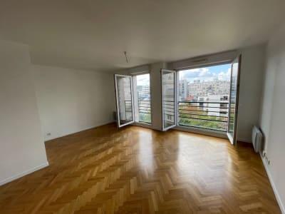 Appartement de 65m² sans vis-à-vis.