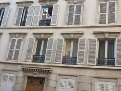 Appartement ancien Paris - 2 pièce(s) - 38.61 m2