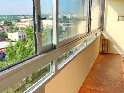 La Roseraie : Appartement T1 bis MEUBLÉ de 40 m²