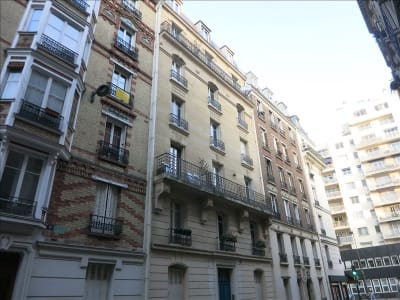 Appartement PARIS 14 - 2 pièce(s) - 37.01 m2
