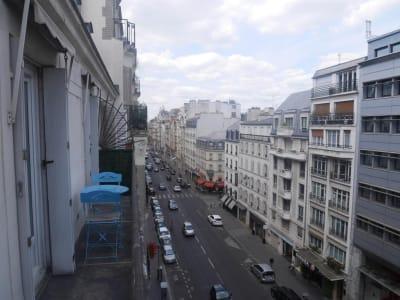 Paris 17ème - 2 pièce(s) - 33 m2