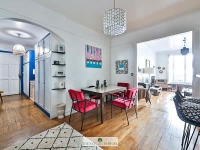 Paris 17ème - 4 pièce(s) - 91 m2