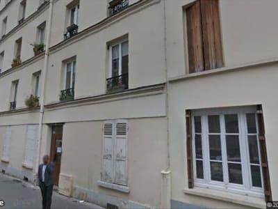 PARIS 17 - 1 pièce(s) - 22.8 m2