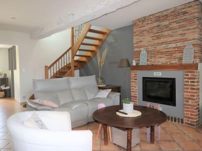 Magnifique longère rénovée de 165m² 4 chambres garage et terrain