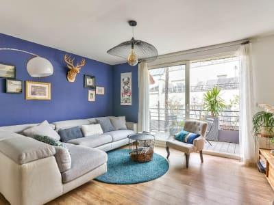Quartier Clos  Montholon - Maison familiale de 4 chambres sector