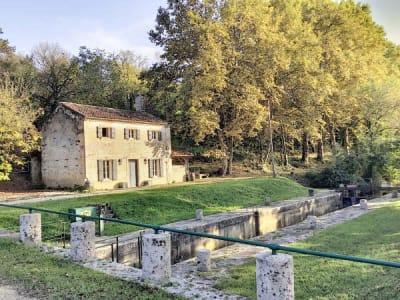 Moncrabeau - 5 pièce(s) - 130 m2