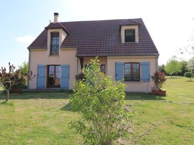 Maison de 140m² 4 chambres sur terrain de 3633m²