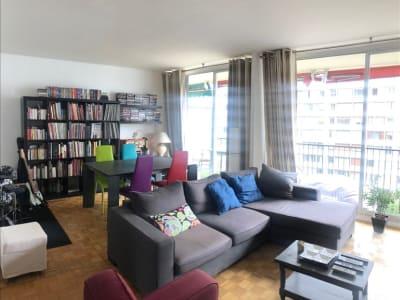 Boulogne Billancourt - 3 pièce(s) - 58 m2 - 6ème étage