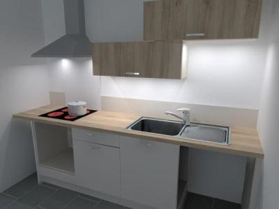Appartement Villeurbanne - 3 pièce(s) - 61.88 m2