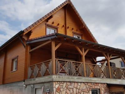 Maison en bois de 130 m2 à Betschdorf