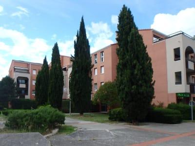 Castanet - Appartement T2 en Rez-de-jardin