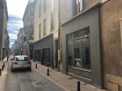 Local commercial ou Pop-up store - 25 m2 - Proche Place Carnot -