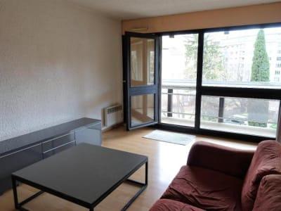 Appartement ancien Grenoble - 2 pièce(s) - 35.9 m2