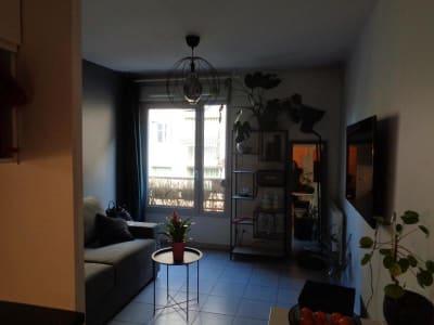 Appartement récent Villeurbanne - 1 pièce(s) - 17.82 m2