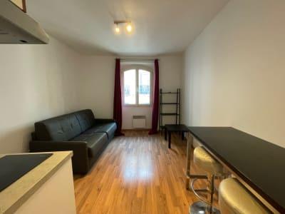 Appartement Marseille 1 pièce(s) 20 m2, 20 m² - Marseille 6ème (13006)