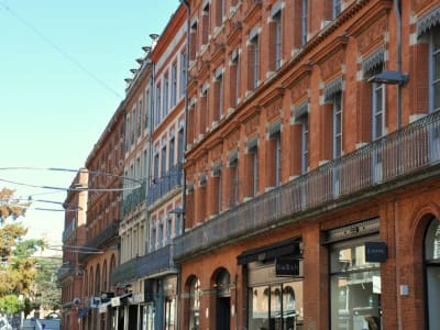 Toulouse - 1 pièce(s) - 17 m2