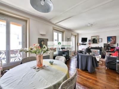 Paris 20ème - 3 pièce(s) - 57 m2