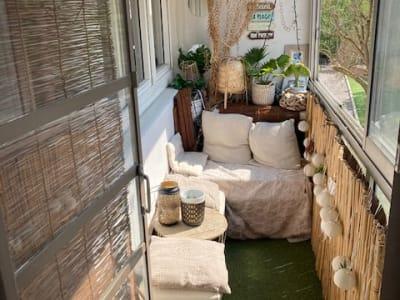 Appartement Bagneux 3 pièces de 58 m² + BALCON