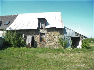 Maison en pierres à rénover.