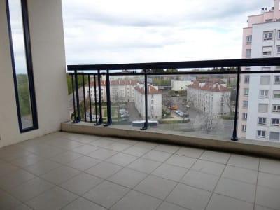 Appartement récent Dijon - 3 pièce(s) - 61.9 m2