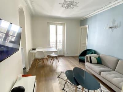Paris 17ème - 2 pièce(s) - 40 m2