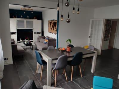 MAISON FAMILIALE HERBLAY - 7 pièce(s) - 140 m2