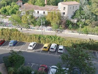 Montpellier Les Aubes F3 76m²+Terrasse 16m²+Parking