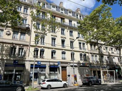 Lyon 7ème - Appartement 4 pièces 108 m2