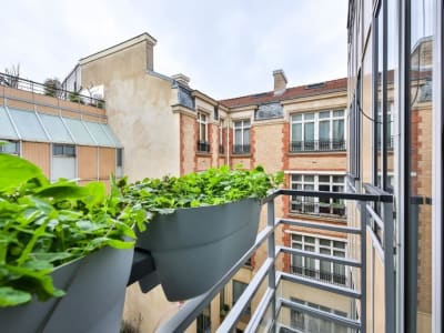 Paris 3ème - 4 pièce(s) - 100 m2