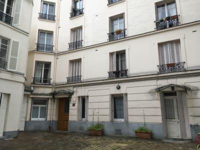 Appartement Paris 2 pièce(s) 28.10 m2