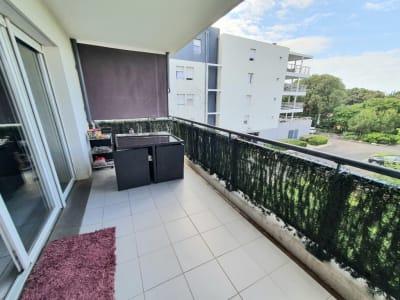 Appartement Marseille 4 pièce(s) 77 m2