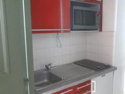 Appartement Grenoble - 1 pièce(s) - 21.42 m2