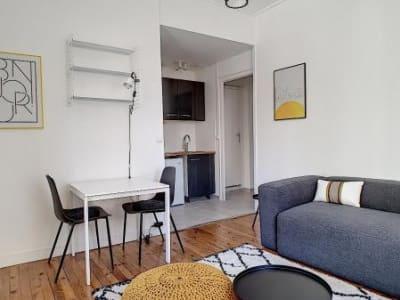 Appartement rénové Villeurbanne - 1 pièce(s) - 25.03 m2