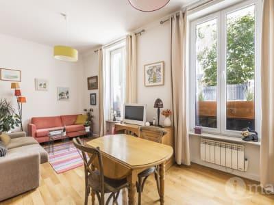 Appartement Asnieres Sur Seine 3 pièce(s) 45.50 m2