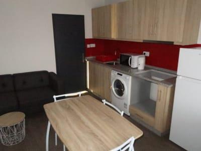 Appartement Limoges 2 pièce(s) 27.39 m2