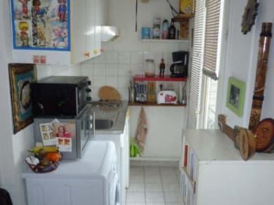 Paris 18 - 1 pièce(s) - 16.5 m2
