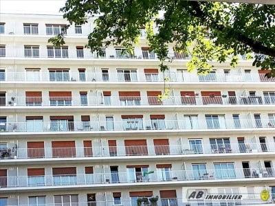 Paris 15 - 2 pièce(s) - 45.56 m2 - 7ème étage