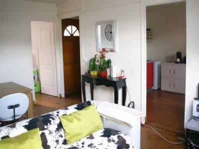 Quimperlé centre appartement  loué de 55 m²