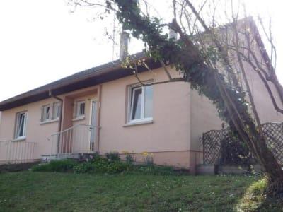 Bruebach - 3 pièce(s) - 84 m2