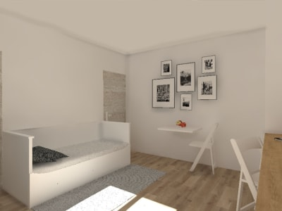 Studio Coliving Rennes THABOR