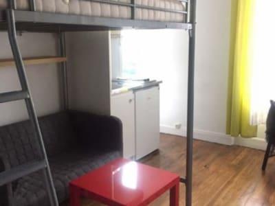 Paris 20 - 1 pièce(s) - 12 m2