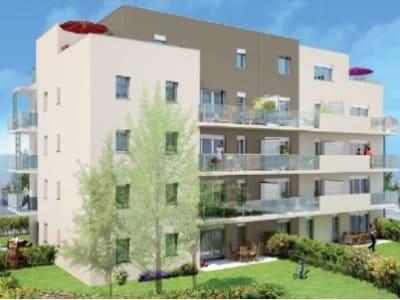 Appartement Dijon - 2 pièce(s) - 48.41 m2