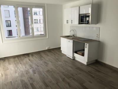 Appartement BOULOGNE BILLANCOURT - 2 pièce(s) - 34.01 m2