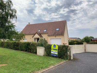 A vendre maison de 6 pièces principales sud ouest de Caen