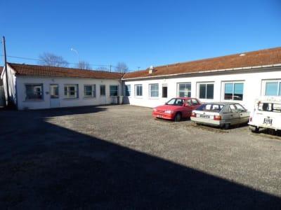 LOCAUX PROFESSIONNELS AUSSILLON - 3928 m2