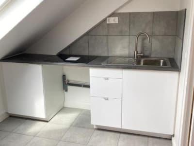 Appartement rénové Paris - 1 pièce(s) - 19.29 m2