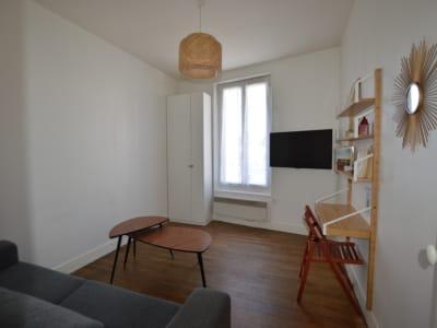 Cormeilles centre ville - Studio meublé - 23.31 m2