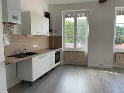Appartement Lyon - 2 pièce(s) - 52.91 m2