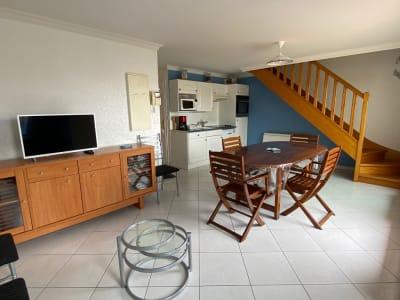 Appartement duplex 2 pièces cabine