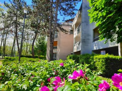 CERGY - PARC DE LA PREFECTURE - Appartement 3 pièces
